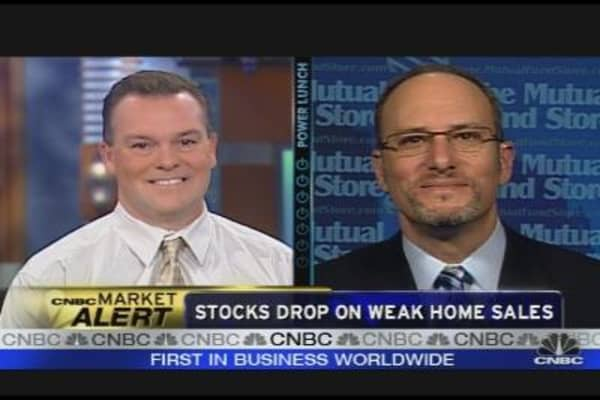 Have Stocks Peaked?