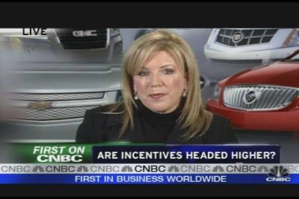 Inside GM's Sales Increase