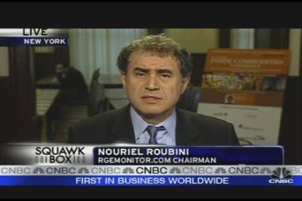 Roubini on Carry Trade