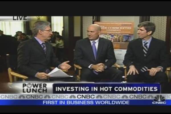 Spotlight on Commodity ETFs