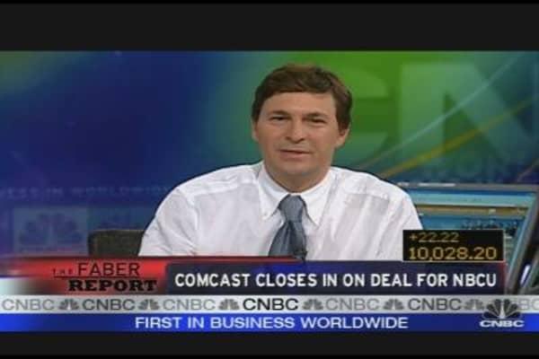 Comcast Close to NBCU Deal