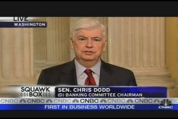 Dodd on Regulatory Reform