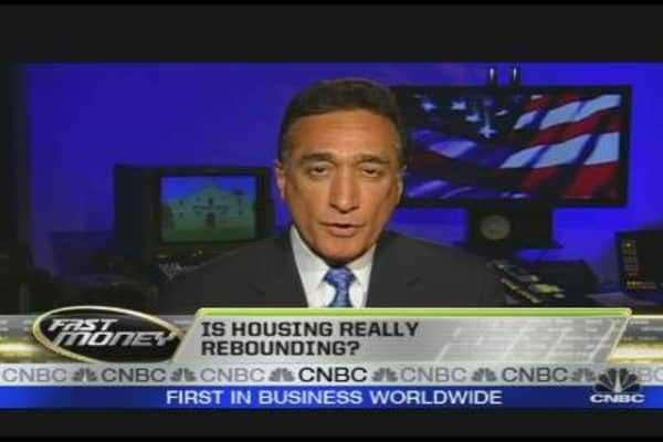 Cisneros Gives Housing Outlook