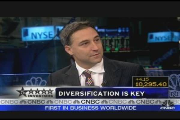 Portfolio Manager: Diversification Is Key