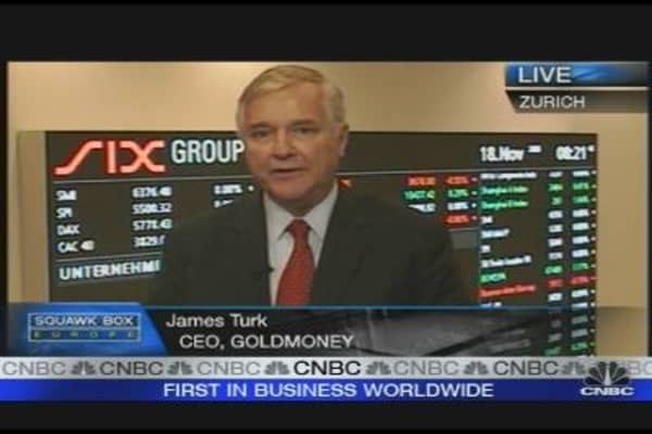Gold Rally Could Reach $1,400: CEO