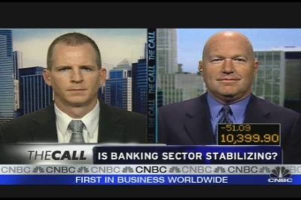 Is Banking Sector Stabilizing?