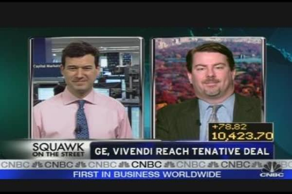 Analysts Sound Off On GE-Vivendi