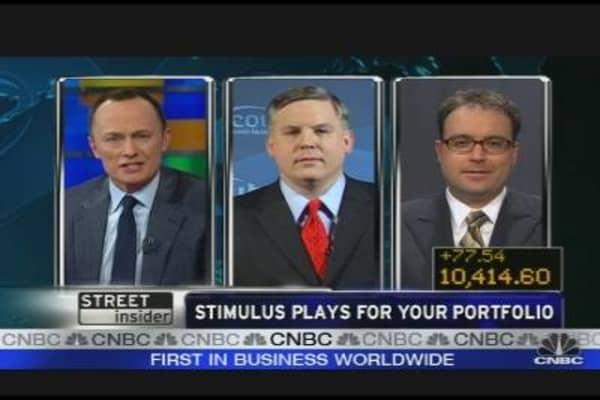 Stimulus Stock Picks