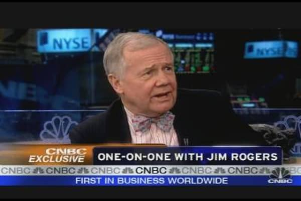 One on One with Jim Rogers