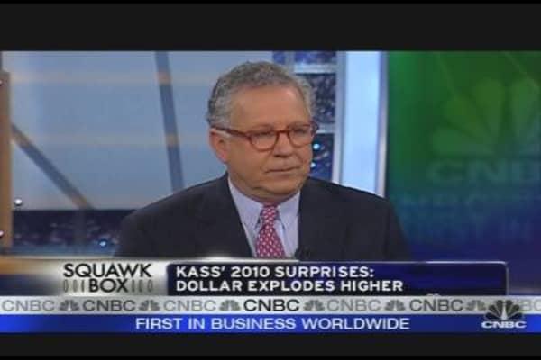 Kass' 2010 Surprises