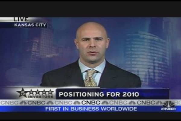Positioning for 2010