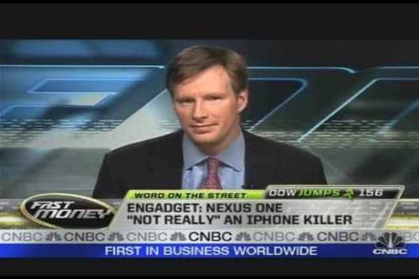 Nexus One: Google's Zune?