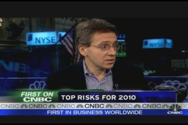 Top Risks for 2010