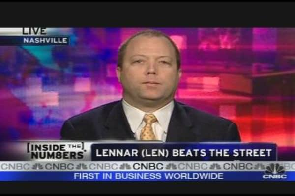 Spotlight on Lennar