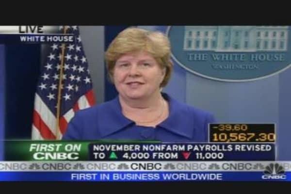 Romer on December Jobs Report