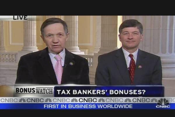 Tax Bankers' Bonus?