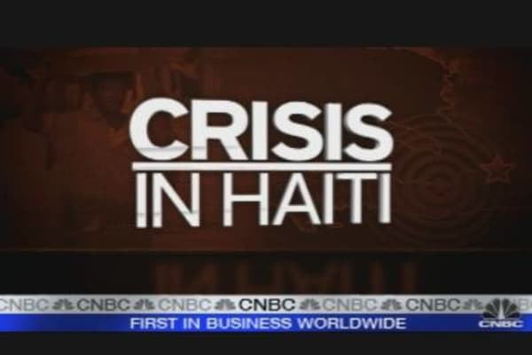 crisis in haiti The clean water crisis in haiti access to clean water for approximately 1/8th of the world's population, clean water is not accessible and contaminated water is a daily threat to health.