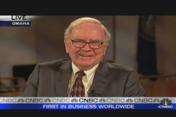 One-On-One with Buffett, Pt. 2