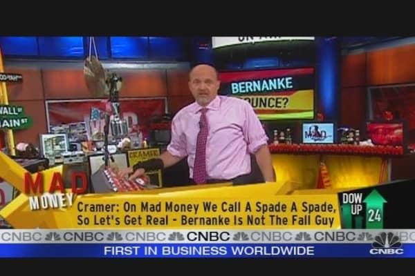 Bernanke Bounce?