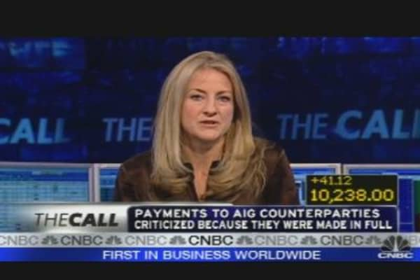Will Geithner Survive AIG Probe?