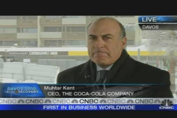 Consumers 'Reset' by Recession: Coca-Cola CEO