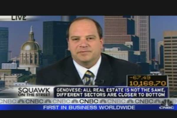 Fed's Commercial Real Estate Impact