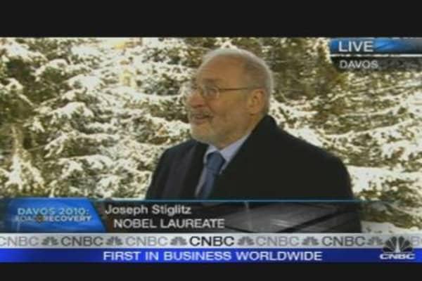 Regulate Banks. Now. Everywhere: Stiglitz