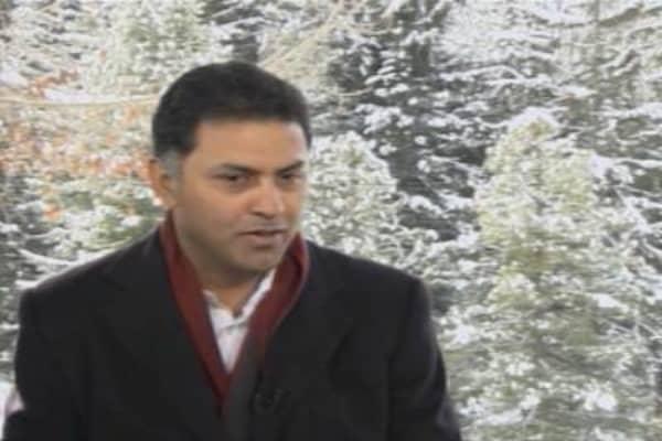Nikesh Arora, Google President of Global Sales