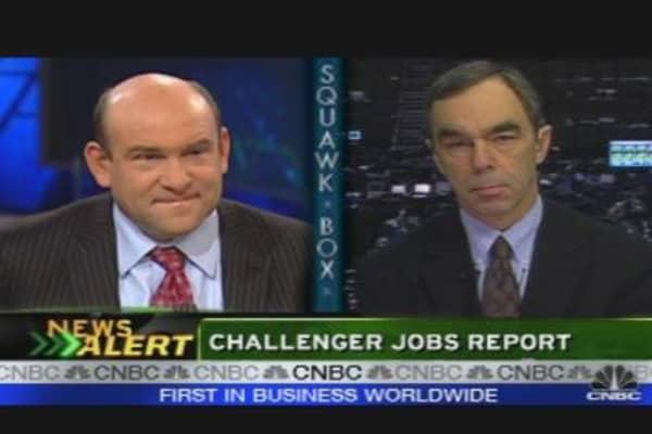Challenger Jobs Report