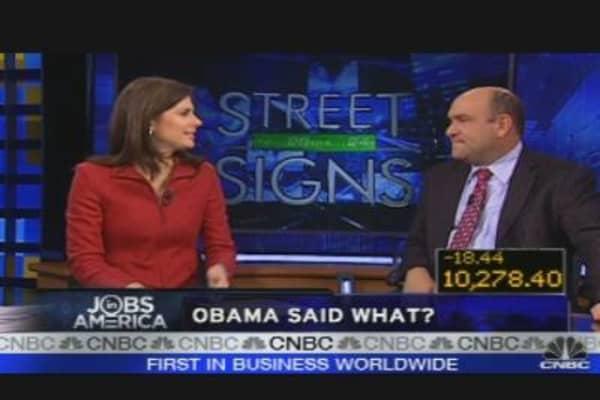 Obama Said What?