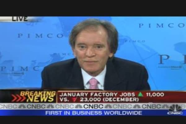 January Jobs Reaction