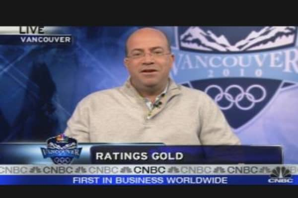 NBC's Ratings Gold
