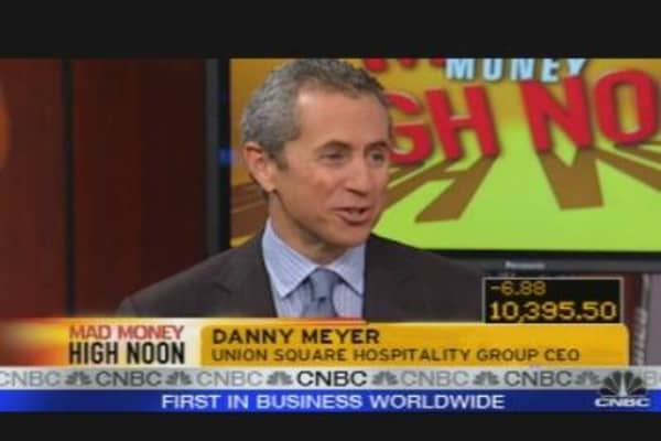Danny Meyer Hospitality Index