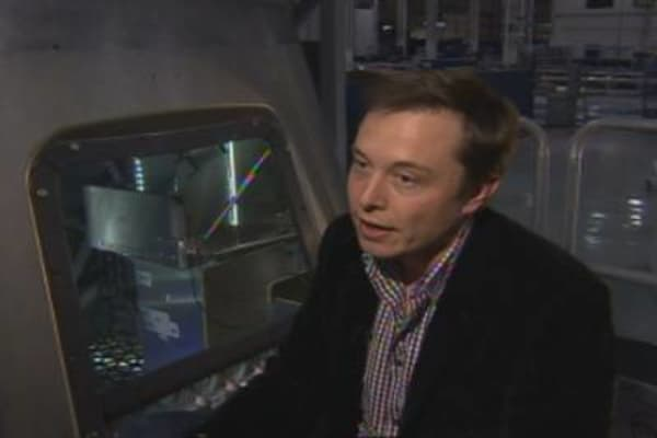 Musk on Space & Entrepreneurship