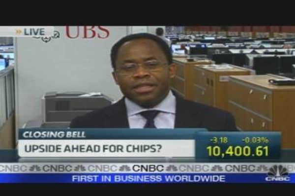 UBS Chip Forecast