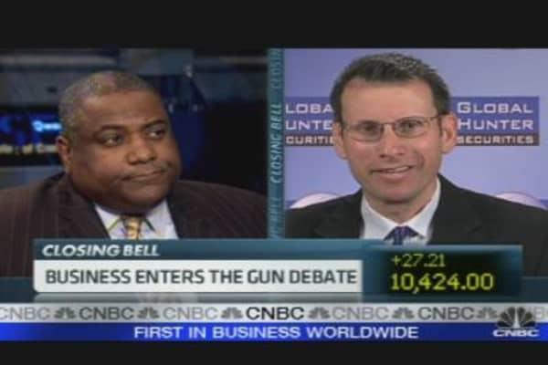 Starbucks & the Gun Debate