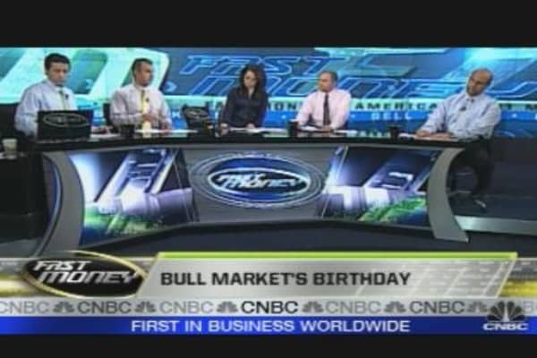 Bull Market's Birthday