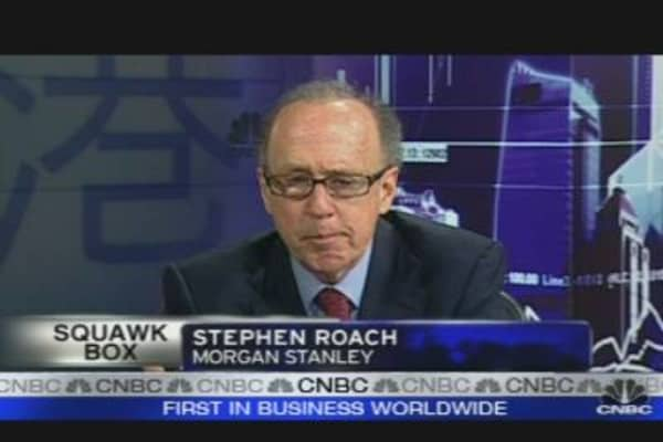 Roach: US Jobless Rate Actually Stands at 11.5%