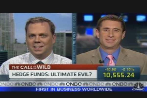 Hedge Funds: Ultimate Evil?