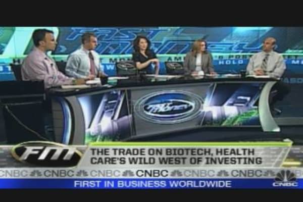 The Biotech Beat