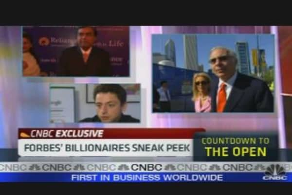 Billionaires Sneak Peek