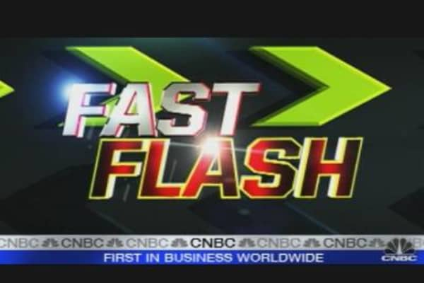 Fast Flash: Regional Banks