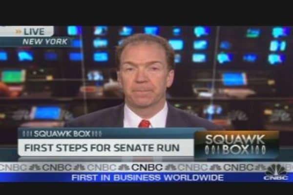 Malpass Takes First Steps Toward Senate Run