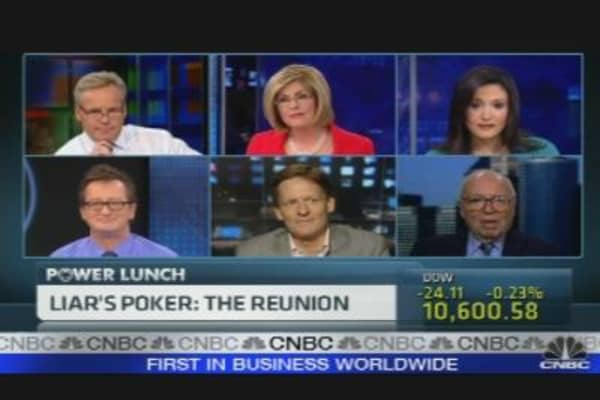 Liar's Poker: The Reunion