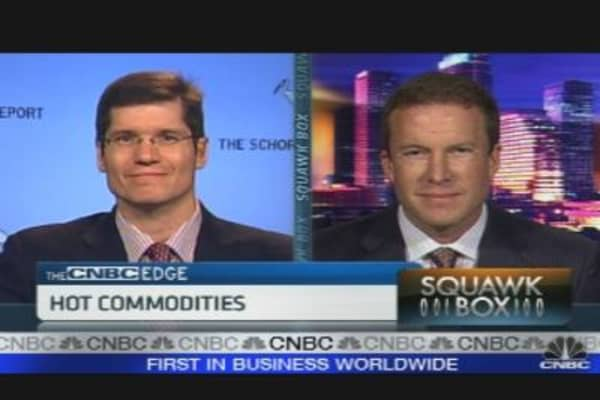 Hot Commodities: Ag, Energy