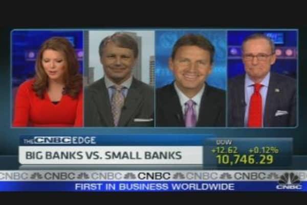 Big Banks vs. Small Banks