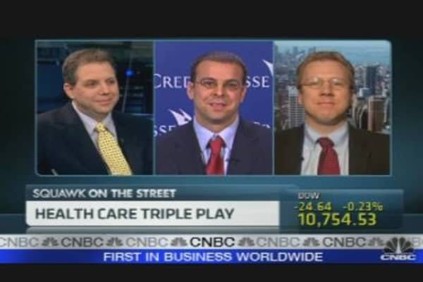 Health Care Triple Play