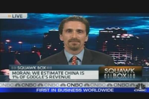 Analyst: Google a Buy Despite China Issue