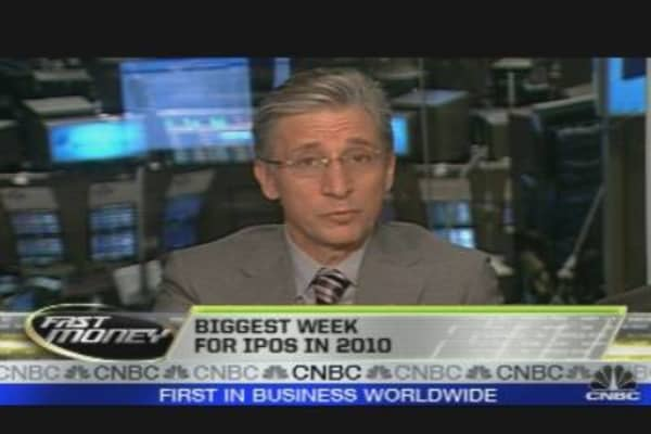 Story of the Week: IPOs