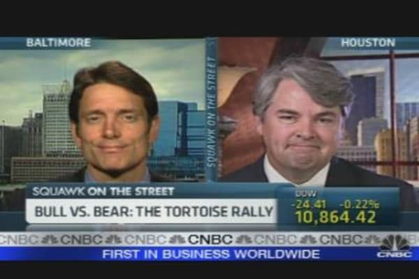 The Tortoise Rally: Bull vs. Bear